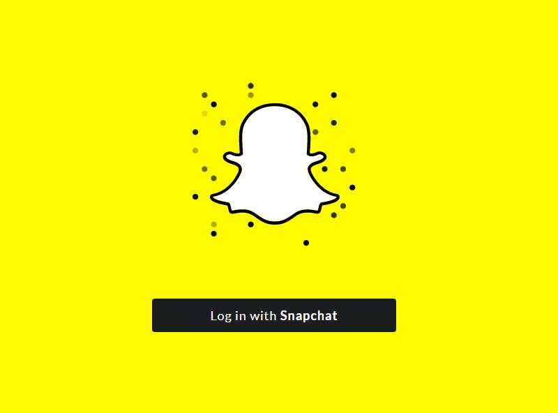 Hur du sparar foton på Snapchat