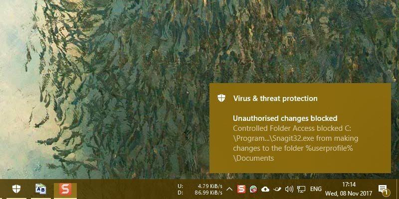 Cara Mengaktifkan Perlindungan Ransomware di Windows 7 Windows Pembela