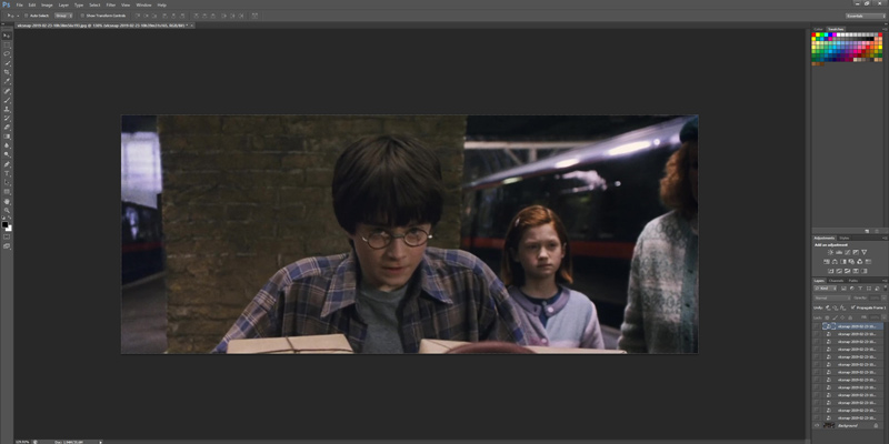 Cara Membuat GIF Sempurna di Photoshop