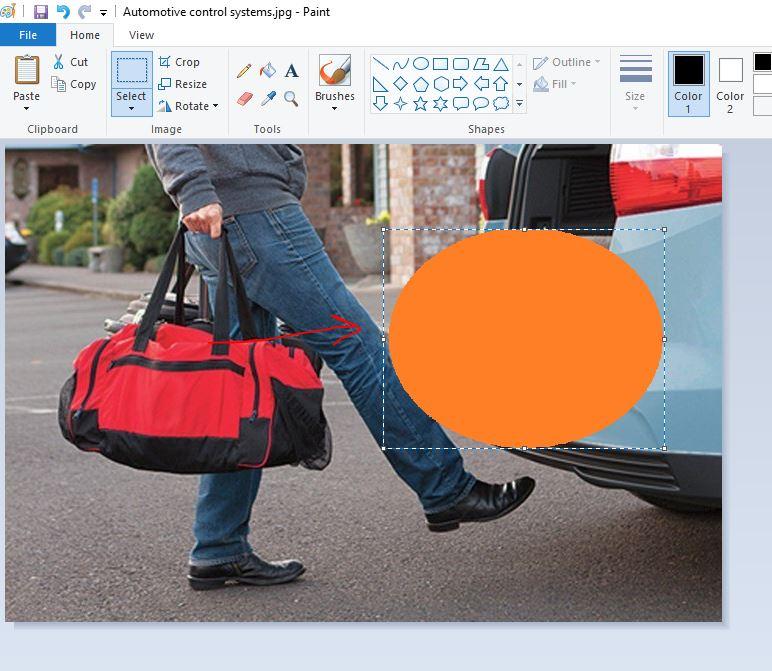 Kuinka tehdä läpinäkyviä taustoja Paint-sovelluksessa Windows 10 /7