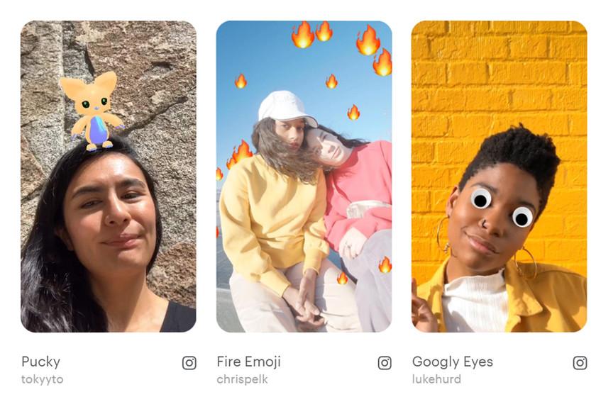 Cara membuat filter untuk kamera Instagram dengan Spark AR Studio