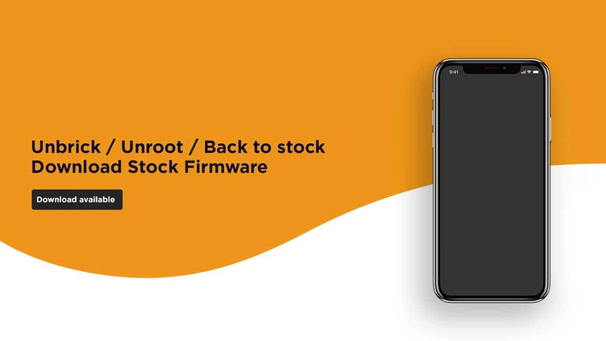 Instal Stock ROM Di Koobee S9 (Firmware Resmi)