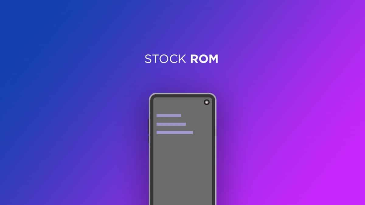 Instal Stock ROM Di QBell QPhone 7.1 (Firmware Resmi)