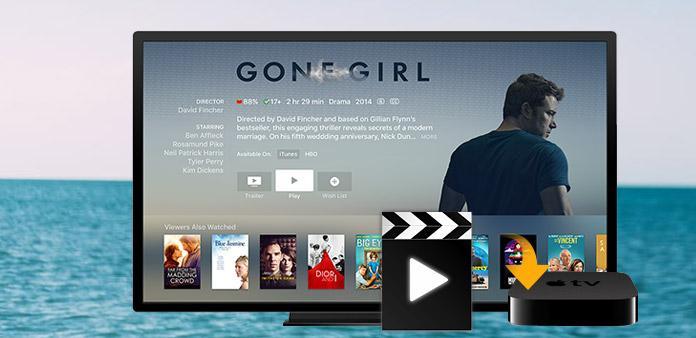 Cara Memasang Video Apple televisi