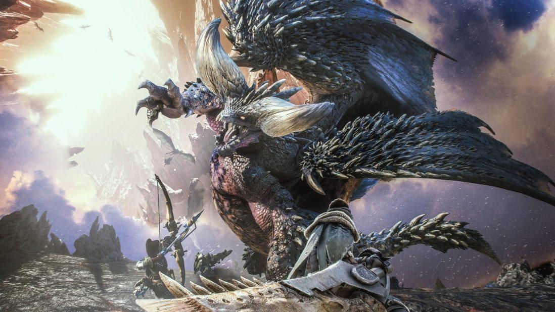 Cara Membunuh Monster Hunter: Penatua Naga yang Tangguh di Dunia 1