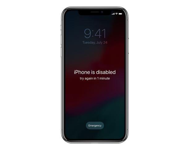 Kuinka nollata iPhone tai iPad ilman Apple mennä
