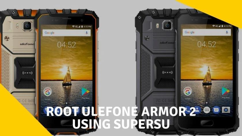 Cara Melakukan Root Ulefone Armor 2 Menggunakan SUPERSU