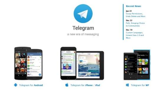 Cara Menggunakan Telegram Tanpa Nomor Telepon