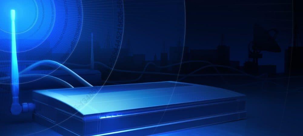 Cara Memeriksa Kekuatan Sinyal Wi-Fi Anda