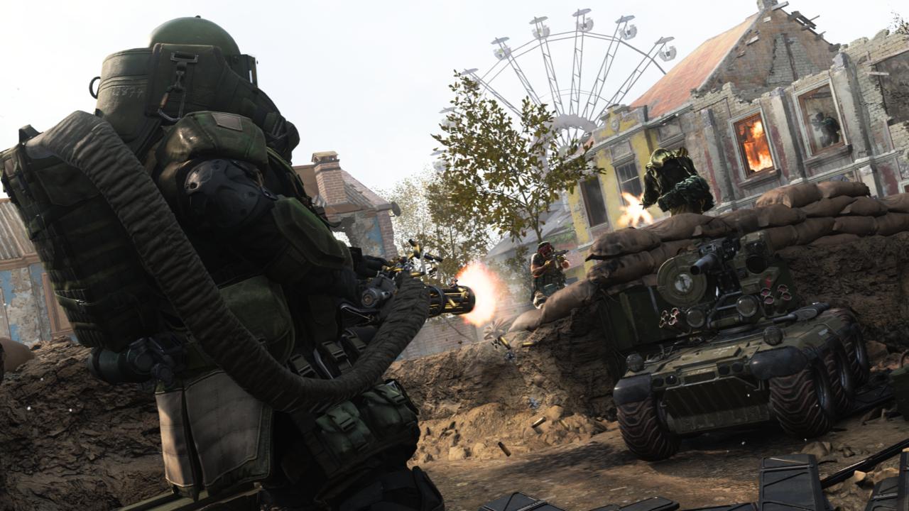 Call Of Duty: Modern Warfare Devs Talk Battle Royale 1