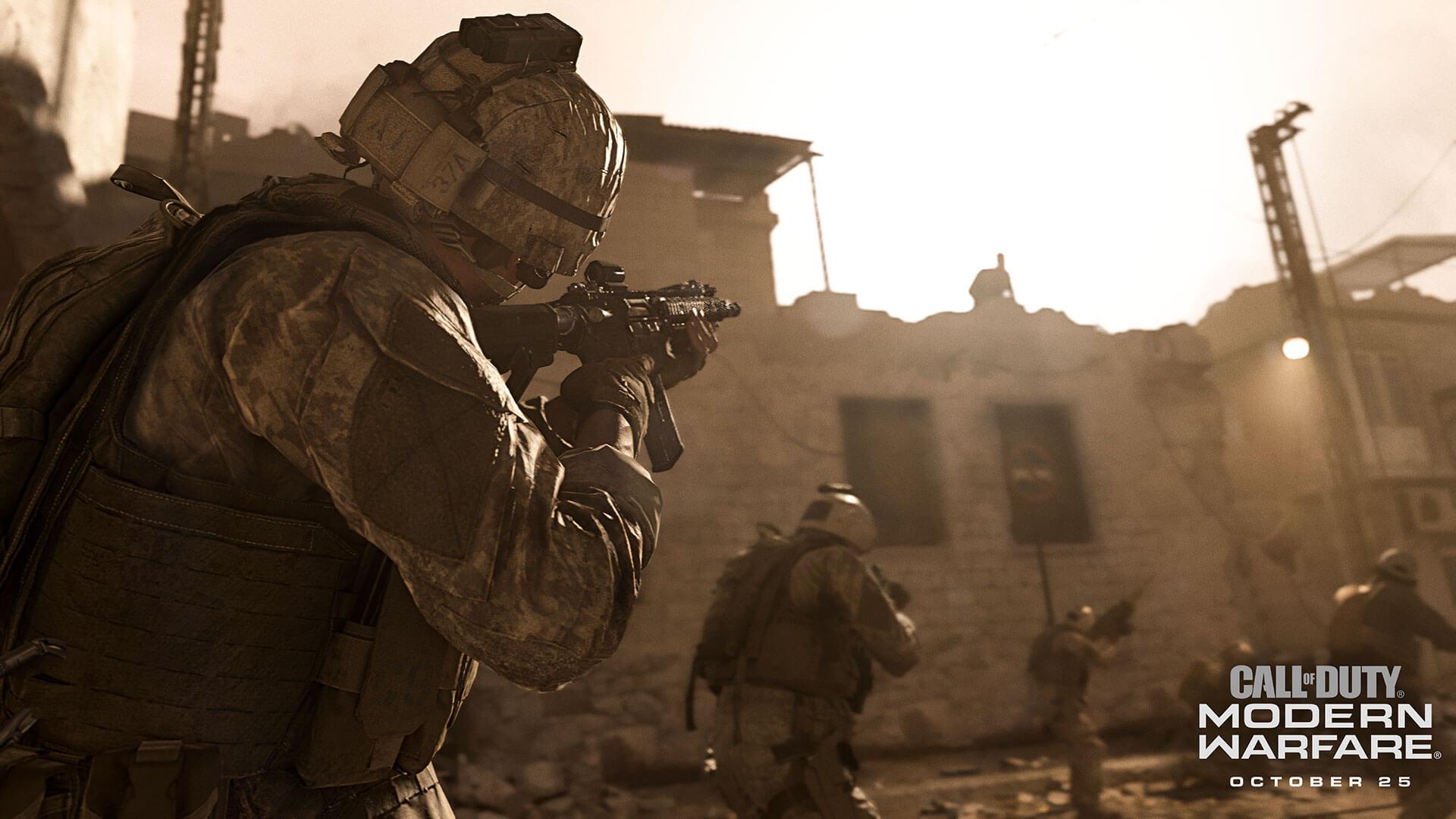 Call of Duty Modern Warfare PC Open Beta có sẵn để tải trước, tiết lộ ... 2