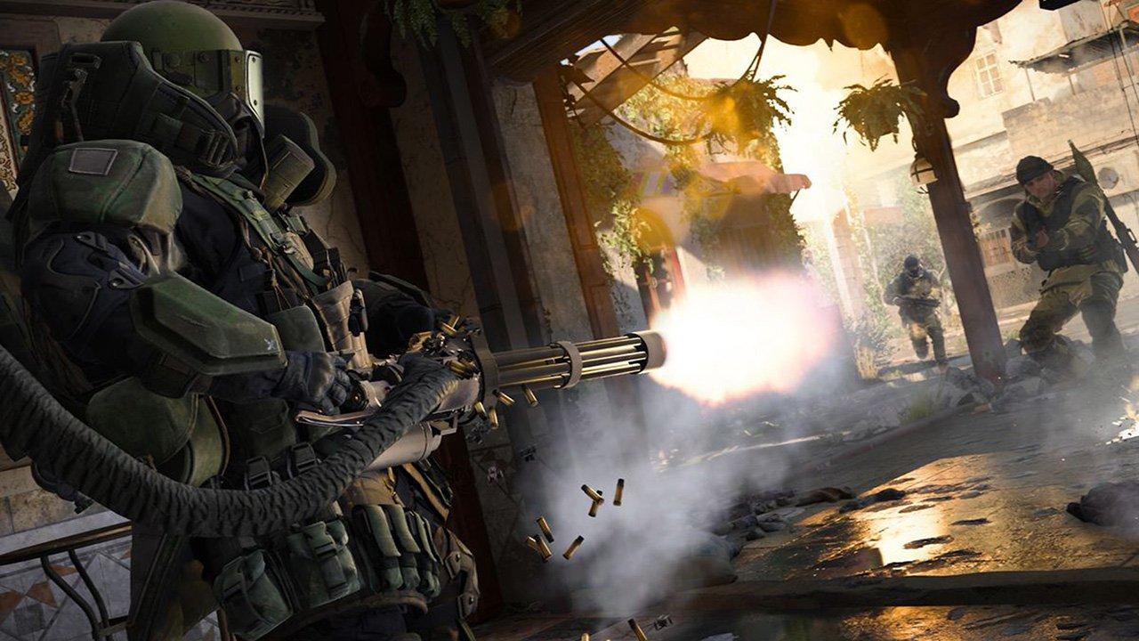 Call of Duty: Menu Modern Warfare menunjukkan kotak rampasan bisa kembali