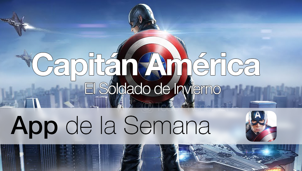 Captain America: The Winter Soldier - App of the Week di iTunes 1