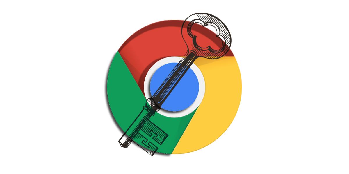 Chrome akan memungkinkan Anda memilih antara menyimpan kata sandi secara lokal atau menyinkronkannya dengan akun Anda