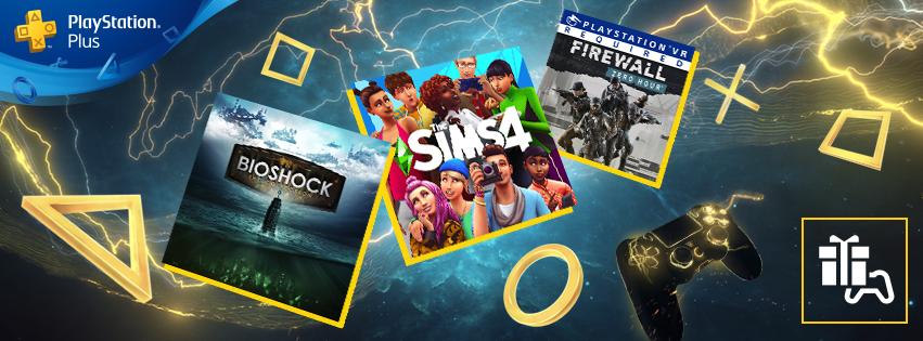 Koleksi, The Sims 4, Firewall Zero Hour dan Aces otiversef The Mul