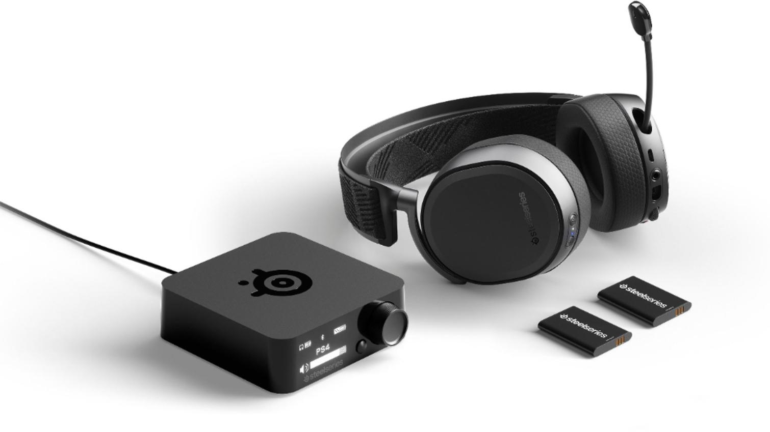 Revisión de los auriculares inalámbricos SteelSeries Arctis Pro para juegos: ... 2