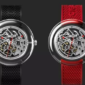 Comentarios originales del reloj mecánico transparente serie CIGA Design T