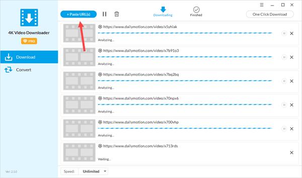 "Jihosoft Free Video Downloader'ə yapışdırın. ""Eni ="" 600 ""Hündürlük ="" 354 ""Dam ="" ""m ="""