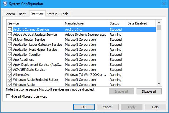 Ako opraviť Camtasiu, keď sa neotvára Windows 10 9