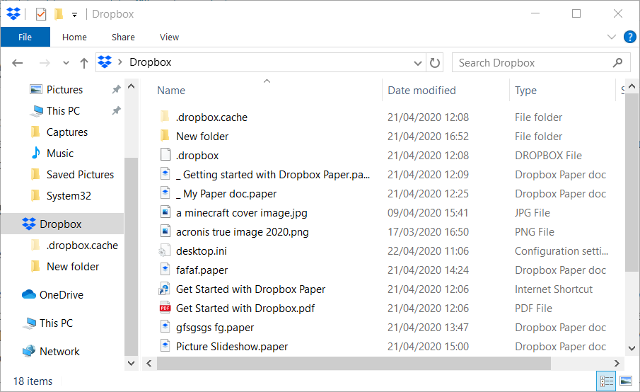 Dropbox thư mục Dropbox sao chép xung đột