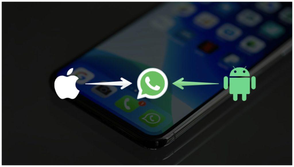 WhatsApp-ı iPhone-dan Android-ə köçürün