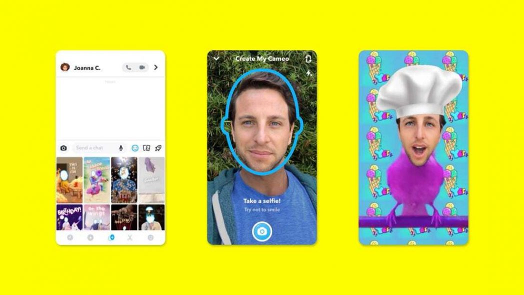 Cách sử dụng Cameos trên Snapchat và Cách tạo Cameo 1