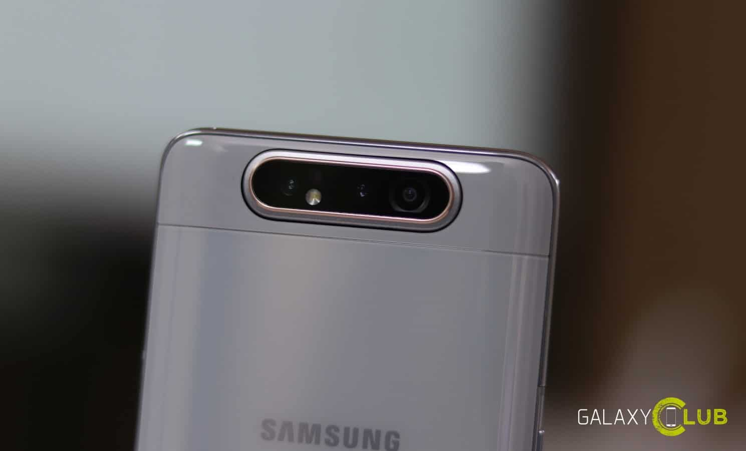 Ostovinkki: Samsung Galaxy A80 langattomalla akulla ja akkukotelolla …