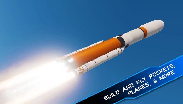Bangun Roket Anda Sendiri di SimpleRockets 2, Diluncurkan di Mobile Minggu Depan