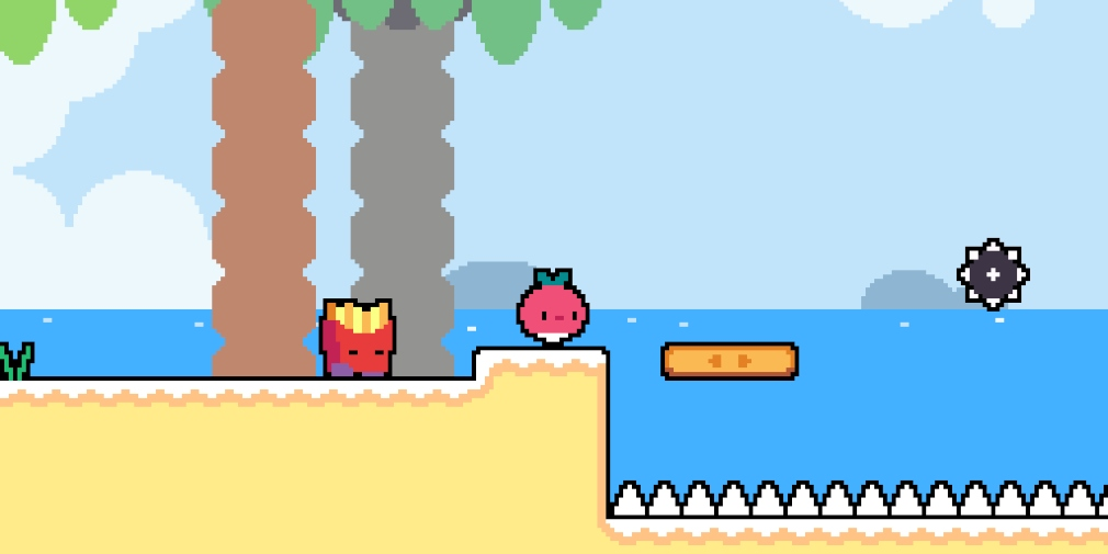 Dadish, platformer unik, permainan kata-berisi tentang keluarga lobak, sekarang tersedia untuk iOS dan Android 1