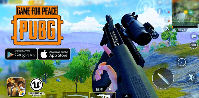 Ladda ner Game for Peace