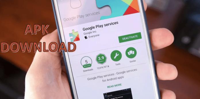 Ladda ner APK för Google Play-tjänster