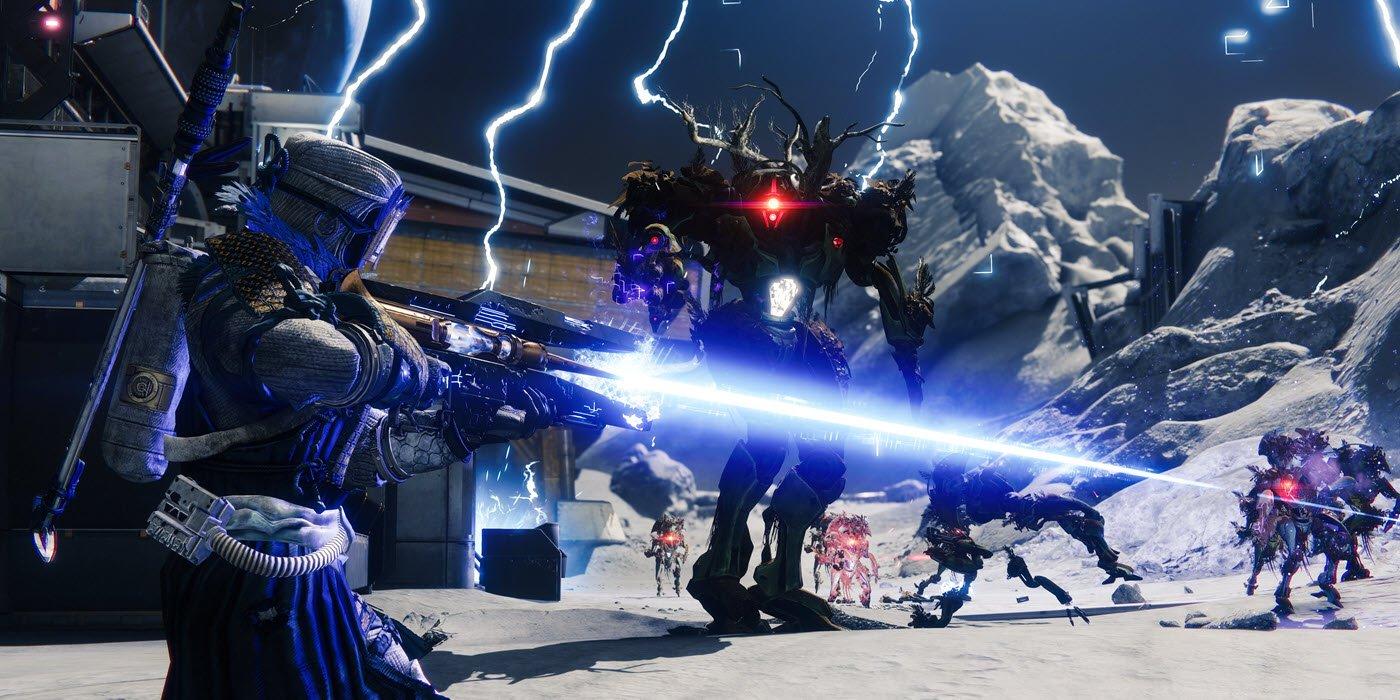 Destiny 2 Menambahkan Pertempuran Seperti Musim Pasaran