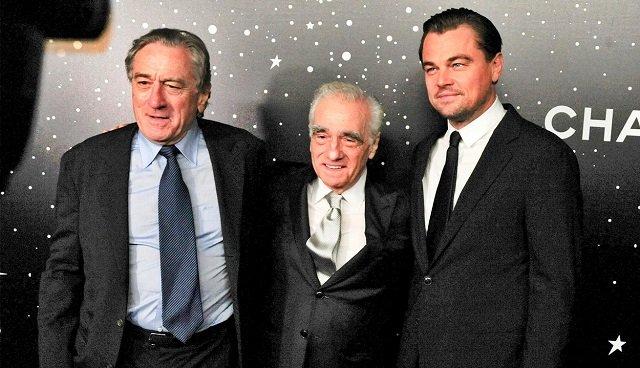 DiCaprio y De Niro te quieren en su nueva película para colaborar con la lucha contra el coronavirus