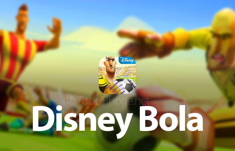Disney Ball, Disney-jalkapallopeli iPhonelle ja iPadille