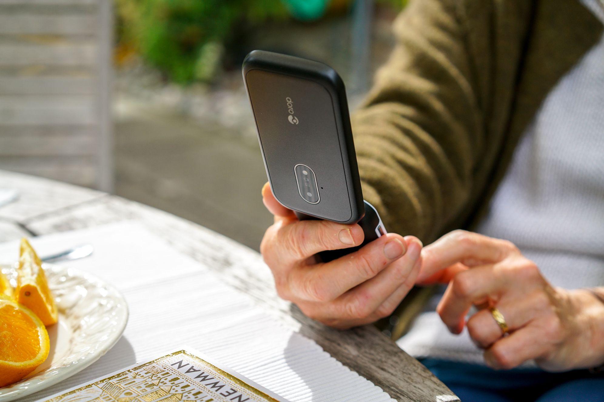 Doro esittelee IFA 2019 -sarjassa neljä toiminnallista puhelinta, jotka on suunniteltu parantamaan …