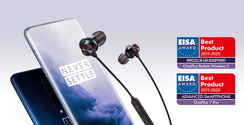 EISA thưởng cho OnePlus với hai giải thưởng danh giá 3