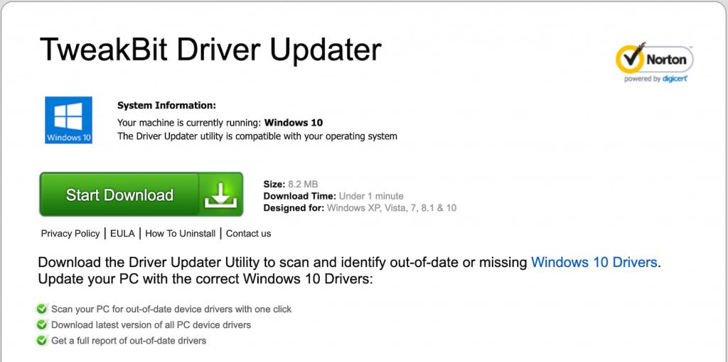 download tweakbit driver update