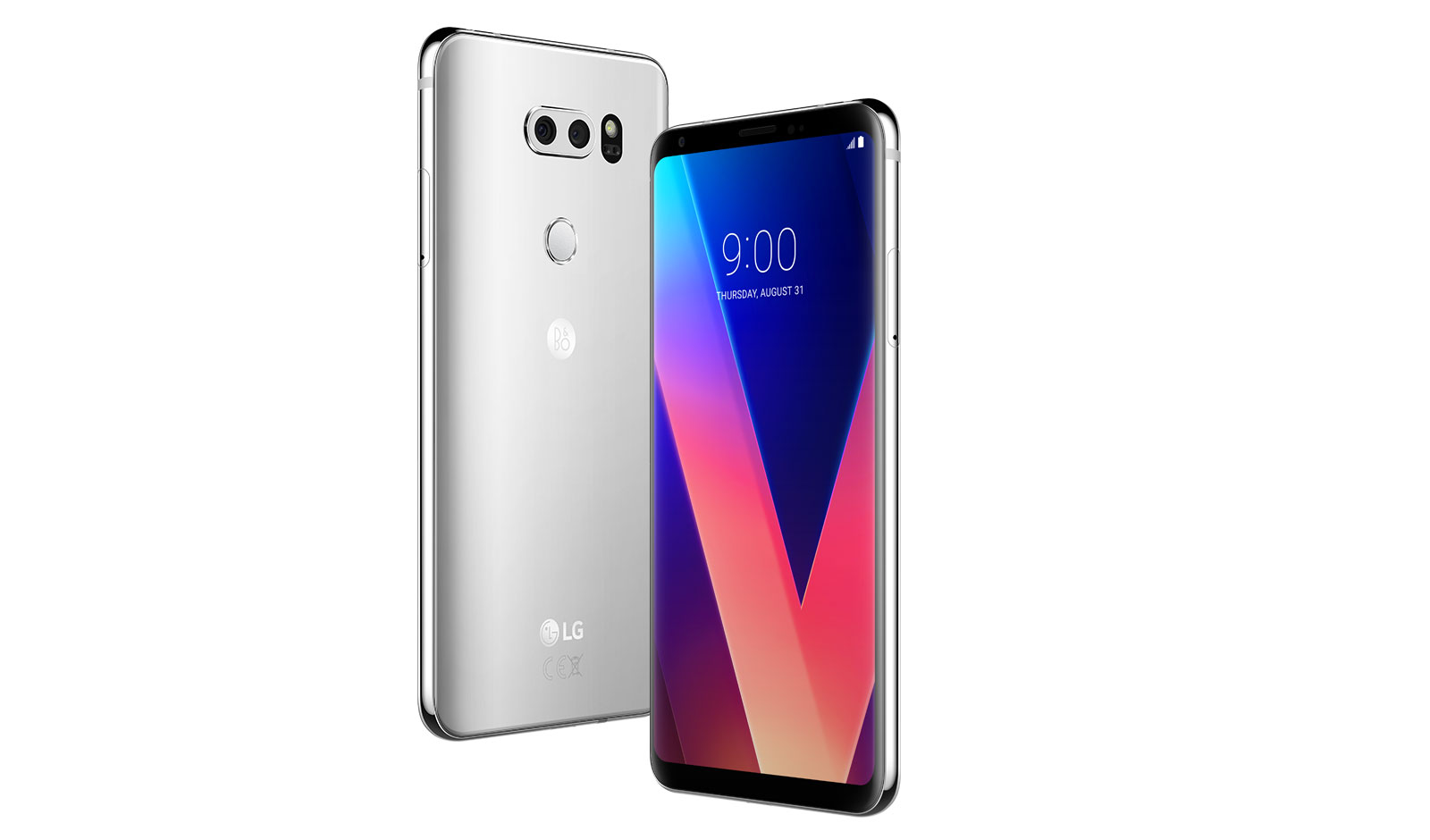 LG V30 akhirnya mendapatkan pembaruan Android Pie