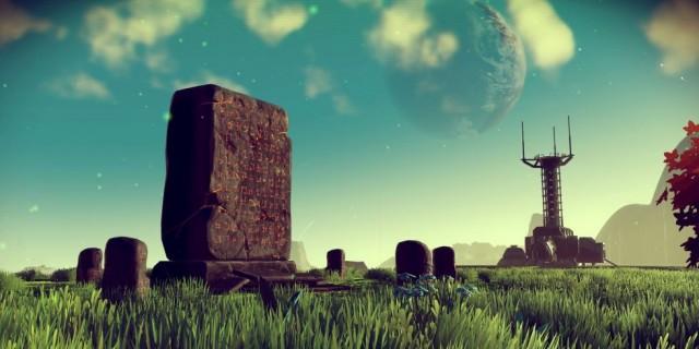 No Man's Sky: Teka-teki dan Jawaban Monolith Dipecahkan