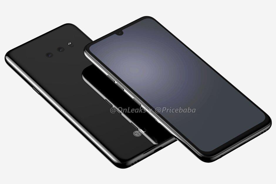 Desain LG G8X ThinQ menunjukkan perubahan desain yang menarik