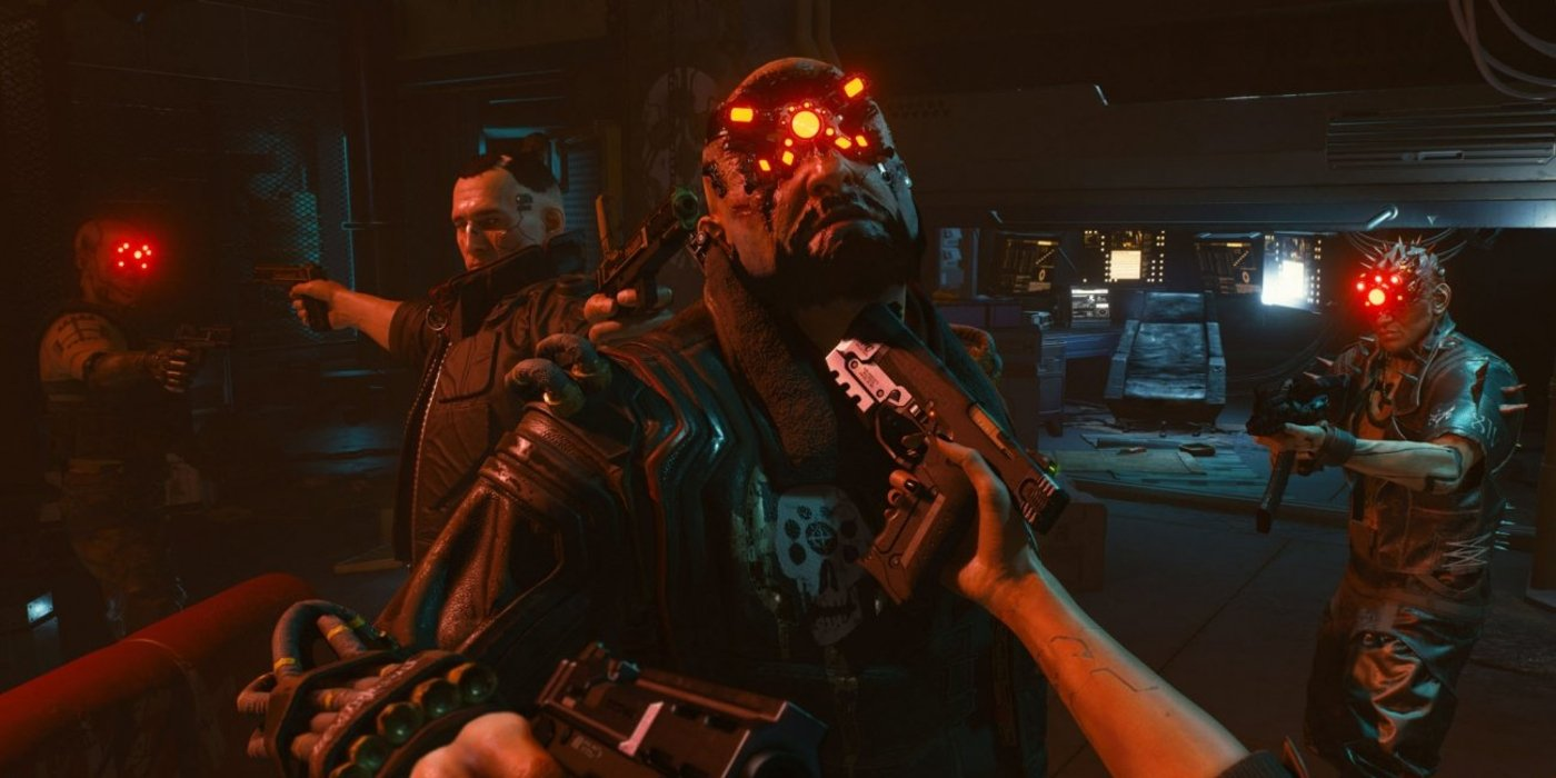 Cyberpunk 2077 First-Person Focus Tepat Untuk Gim
