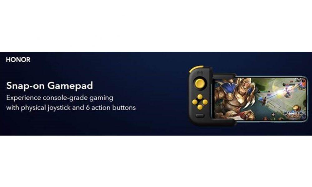 Kehormatan mengungkap Gamepad untuk smartphones