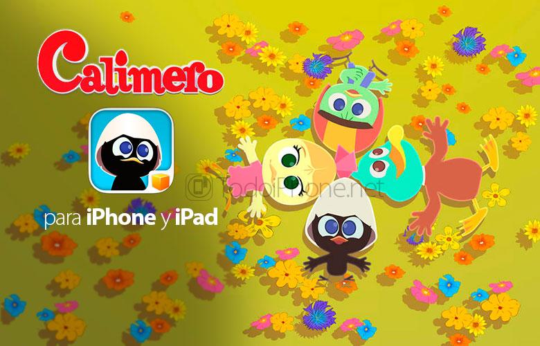 Permainan Calimero Village untuk iPhone dan iPad tiba di App Store 1
