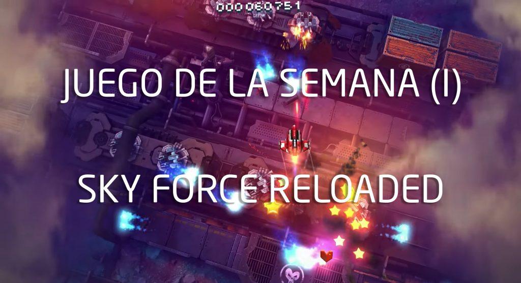 Trò chơi tuần này (I): Sky Force Tải lại 3