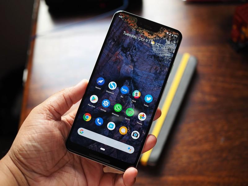 Paras näytönsäästäjä Google Pixelsille 3 XL vuonna 2019