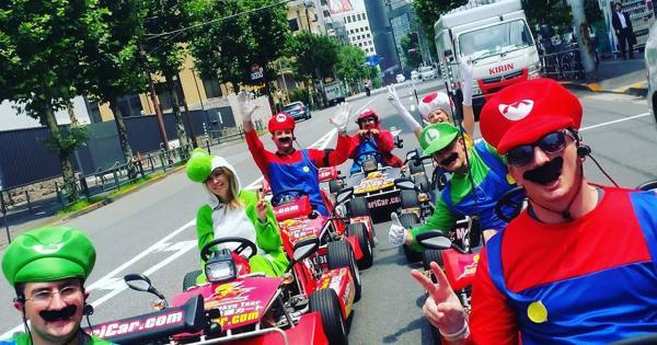 Bisnis balap Mario Kart akan membayar ribuan dolar lebih kepada Nintendo