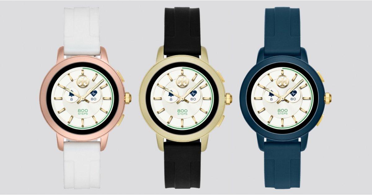 ToryTrack Tory Burch yang baru mungkin merupakan jam tangan pintar yang paling cocok untuk wanita 1