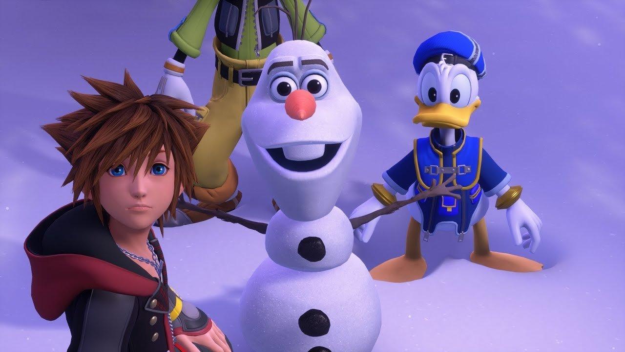 Paket Kingdom Hearts All-In-One mendapatkan edisi fisik tentang PS4