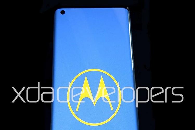 Seuraava Motorola 5G -puhelin näyttää vesiputous, Snapdragon 865: raportti