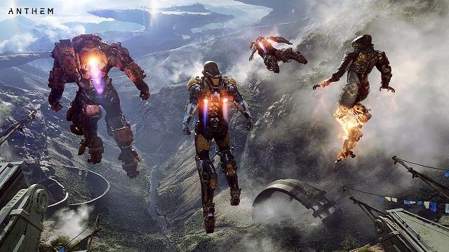 Nhà sản xuất chính Anthem rời BioWare 1